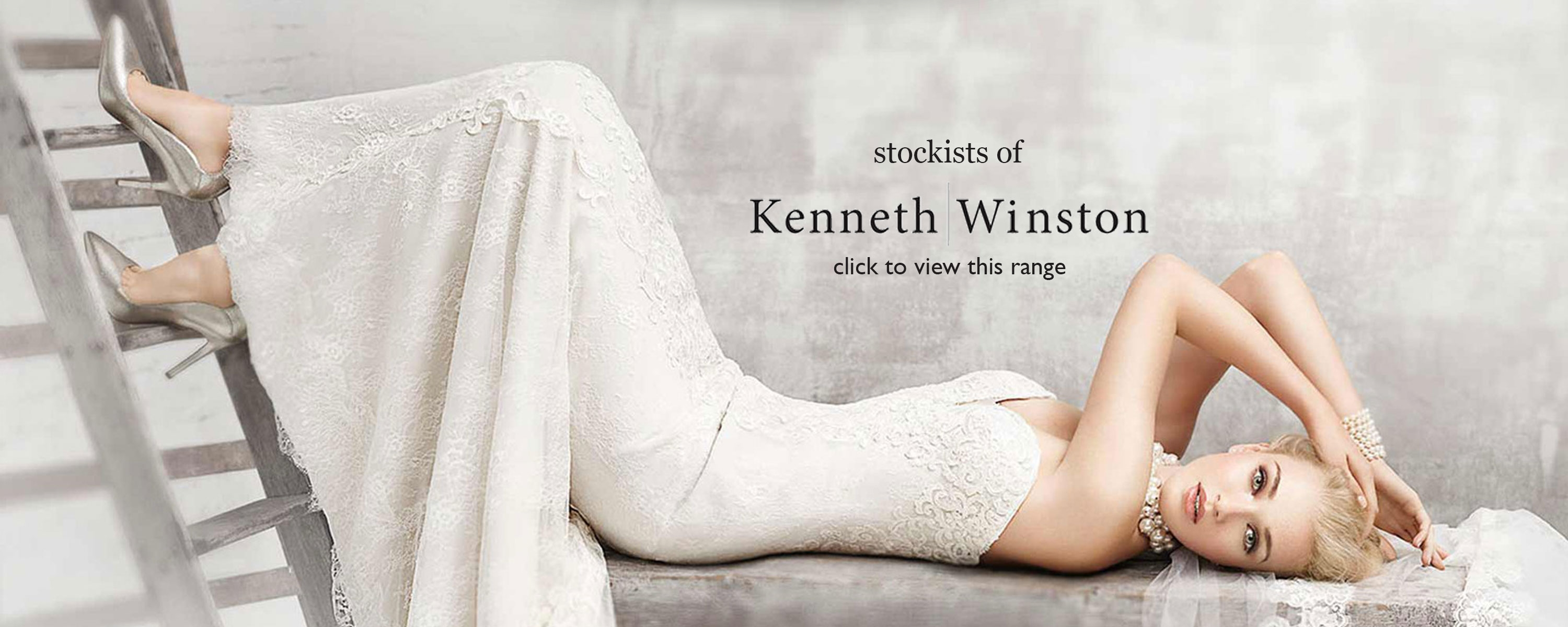Kenneth Winston Stockists Sutton Coldfield Birmingham
