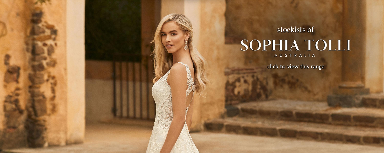 Sophia Tolli Bridal at Caroline Bailey Sutton Coldfield