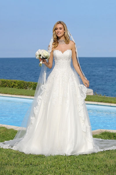 Ladybird bridal  418057 wedding dress